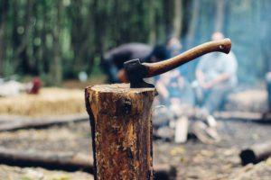 moyen de chauffage bois